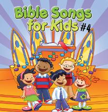 Bible Songs for Kids #4 CD