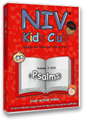 Songs From PSALMS  from NIV Kid's Club
