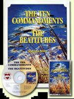 The Ten Commandments and The Beatitudes, Adult & Teen, Thy Word Creations