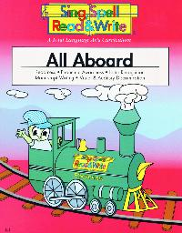 All Aboard/SSRW Kindergarten Workbook #1