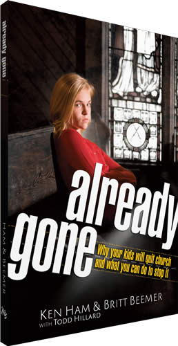 Already Gone -- Book
