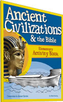 Elementary Activity Book for Ancient Civilizations and the Bible by Diana Waring