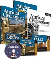 Ancient Civilizations and the Bible OVERVIEW