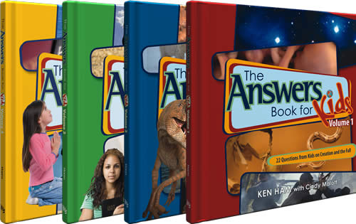 The Answers Books for Kids (Answers in Genesis)