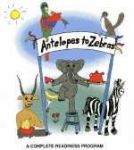 Antelopes To Zebras Reading Readiness For Preschoolers