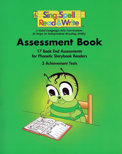 Assessment Book/SSRW Level 1 Workbook