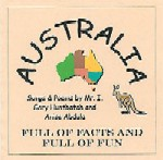 Australia, Geography Songs from Mr. I