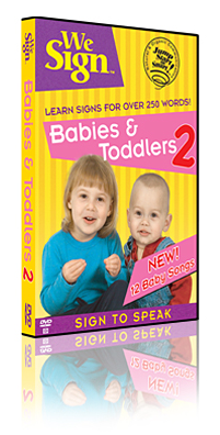 We Sign Babies & Toddlers #2