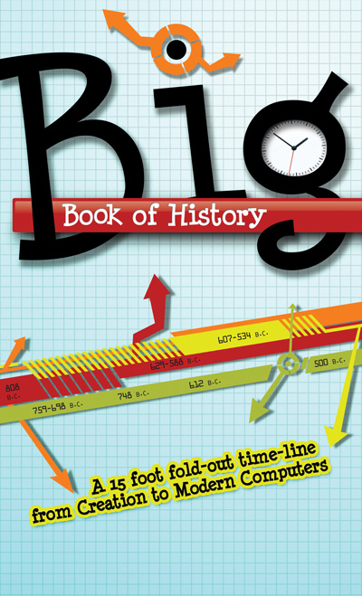 Big Book of History (Bound book)