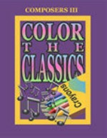 Color The Classics--Composers III
