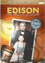 Edison: The Wizard Of Light, DVD