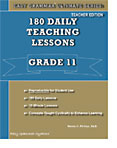 Easy Grammar 11 - 180 Daily Teaching Lessons