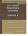Easy Grammar 8 - 180 Daily Teaching Lessons