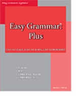Easy Grammar Plus Jr/Sr High