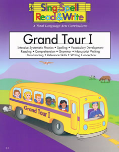 Grand Tour 1 Student Workbook/SSRW 2nd grade