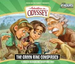 Green Ring Conspiracy, Odyssey #53   SOLD OUT