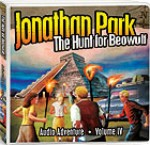 Jonathan Park #4, The Hunt For Beowulf