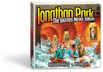 Jonathan Park #6, The Journey Never Taken