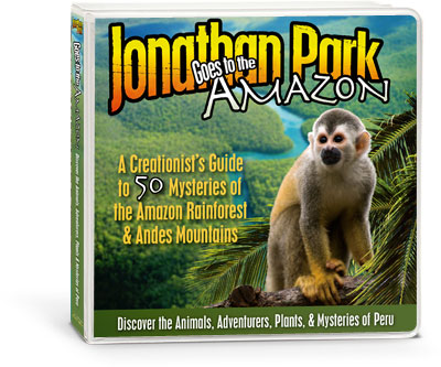 Jonathan Park Goes to the Amazon