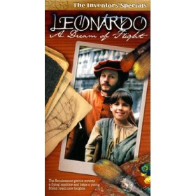 Leonardo: A Dream Of Flight, DVD