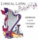 Lyrical Latin CD with Teacher's Manual