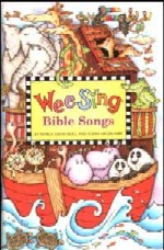 Wee Sing Bible Songs  Book/CD set
