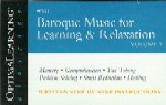 Optimalearning 301, Baroque Music For Learning & Relaxation