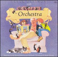 The Orchestra (CD)  with Peter Ustinov