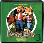Paws & Tales, Season 3, 16 Episodes