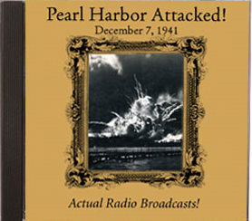 Pearl Harbor Attacked!