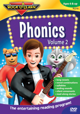 Phonics, Vol. 2 DVD