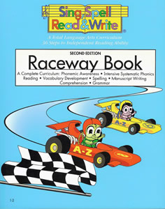 Raceway Book/SSRW Level 1 workbook
