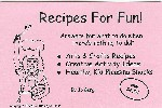 Recipes For Fun