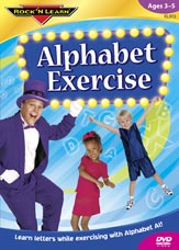Alphabet Exercise - DVD