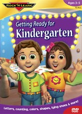 Getting Ready for Kindergarten - DVD