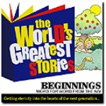 Beginnings, World's Greatest Stories by George Sarris
