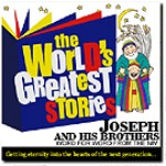 Joseph And His Brothers, World's Greatest Stories by George Sarris