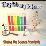 Sing-a-long Science, Singing The Science Standards