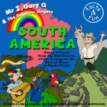 South America, Geography Songs from Mr. I