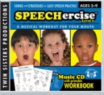 Speechercise Level 2 Ages 5-9