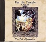 For The Temple, Henty Audio Book--Jim Hodges