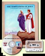 The Temptations Of Jesus, Matthew 4,  Thy Word Creations