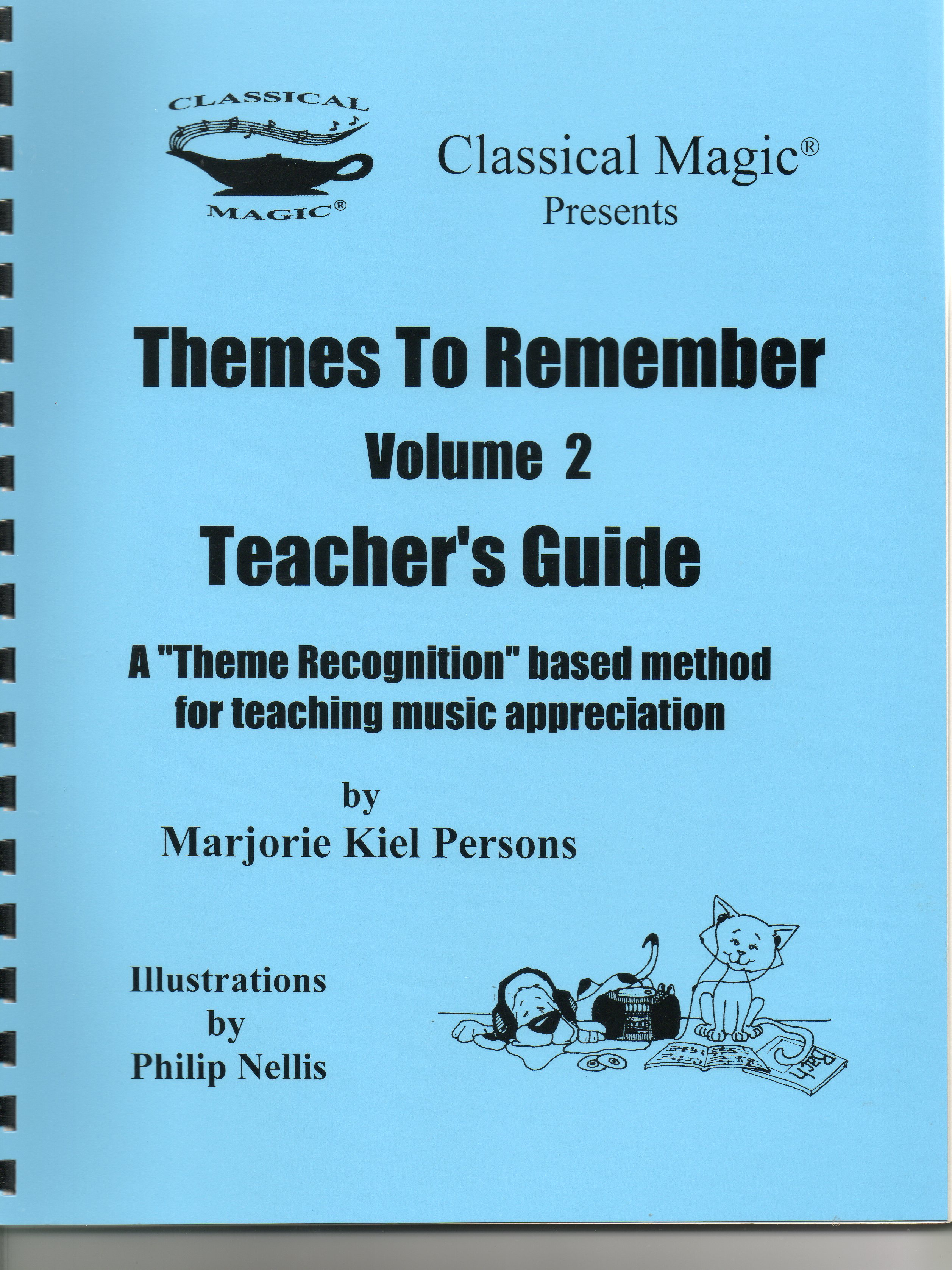 Themes to Remember #2 Teacher Guide