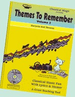 Themes To Remember  Vol 2, Classical Magic