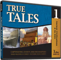 True Tales of Ancient Civilizations and the Bible  by Diana Waring