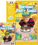 Birthday Party Songs from Twin Sisters  ON SALE