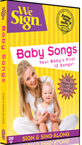 We Sign: Baby Songs