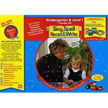 Sing, Spell, Read and Write Kindergarten/1st Grade Combo Kit