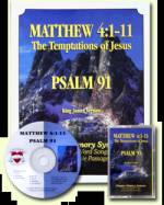 The Temptations of Jesus & Psalm 91, Teen & Adult, Thy Word Creations