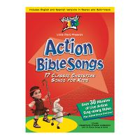 Action Songs DVD - Cedarmont Kids